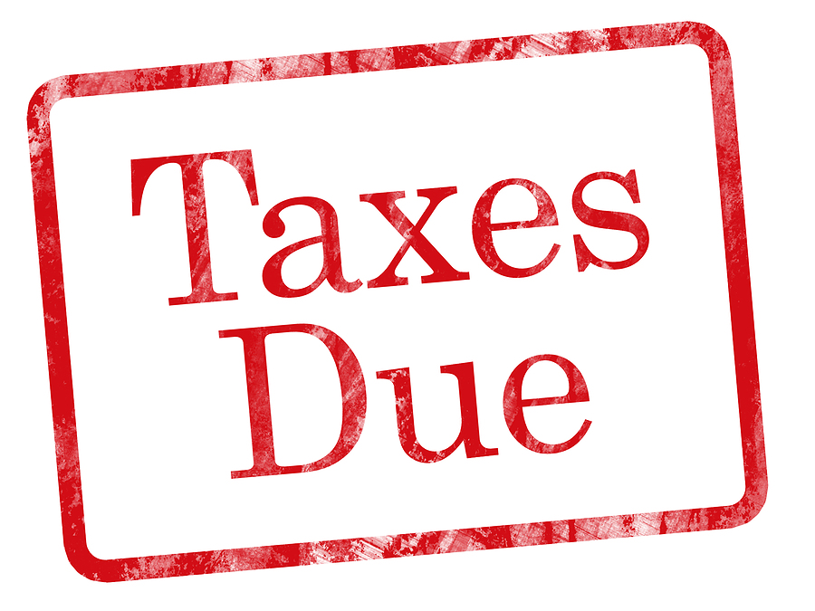 Th Quarter Federal Estimated Tax Payments Are Due